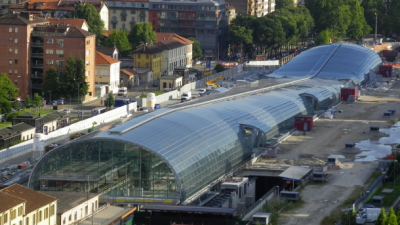 Porta Susa Railway Station – Turin (Italy)