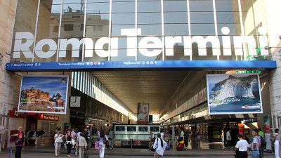 Roma Termini Station  – Roma (Italy)
